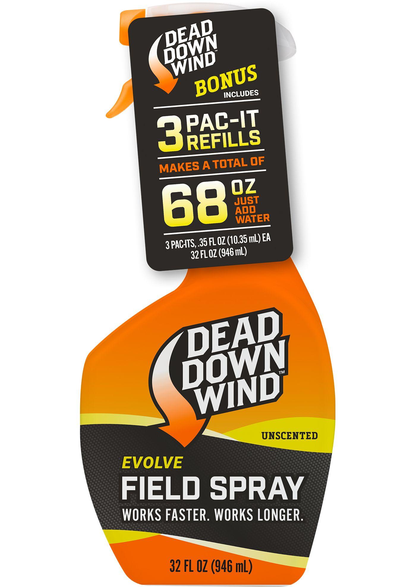 Dead Down Wind Field Spray Pac-It Combo 32 oz