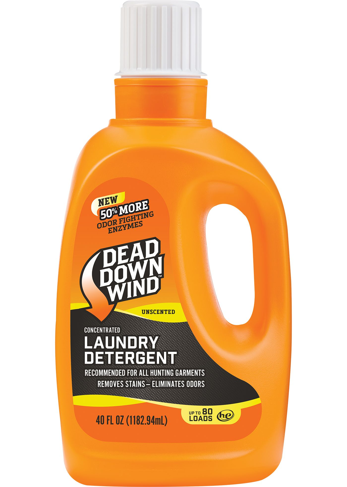 Dead Down Wind Scent Eliminating Laundry Detergent