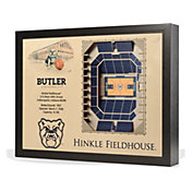 You the Fan Butler Bulldogs 25-Layer StadiumViews 3D Wall Art