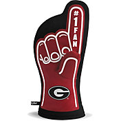 You The Fan Georgia Bulldogs #1 Oven Mitt