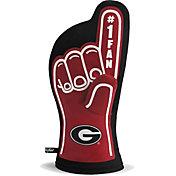 You The Fan Georgia Bulldogs #1 Oven Mitt