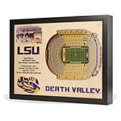 You the Fan LSU Tigers 25-Layer StadiumViews 3D Wall Art