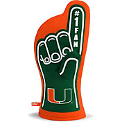 You The Fan Miami Hurricanes #1 Oven Mitt