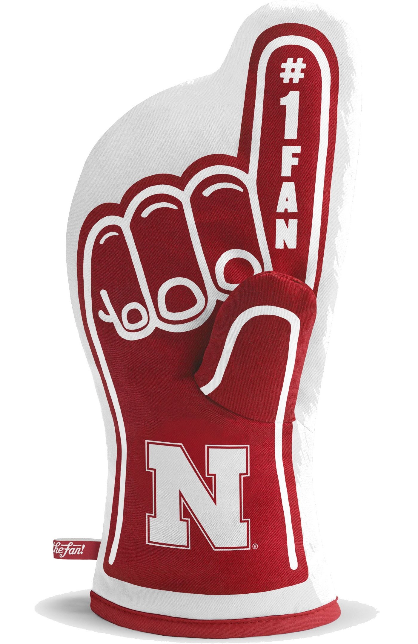 You The Fan Nebraska Cornhuskers #1 Oven Mitt
