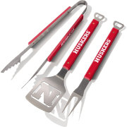 You the Fan Nebraska Cornhuskers Spirit Series 3-Piece BBQ Set