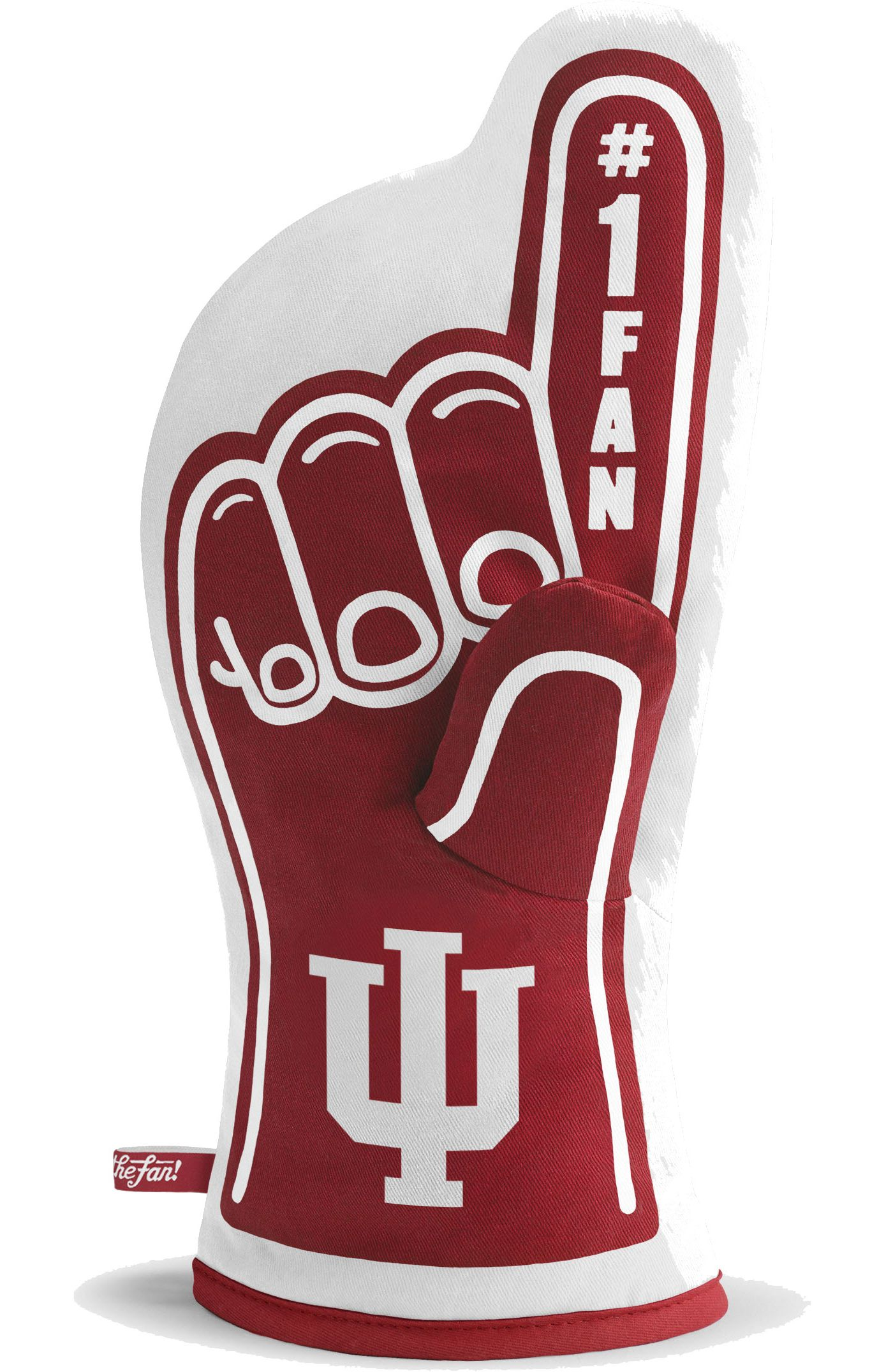 You The Fan Indiana Hoosiers #1 Oven Mitt