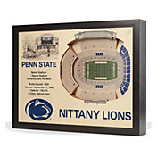 You the Fan Penn State Nittany Lions 25-Layer StadiumViews 3D Wall Art