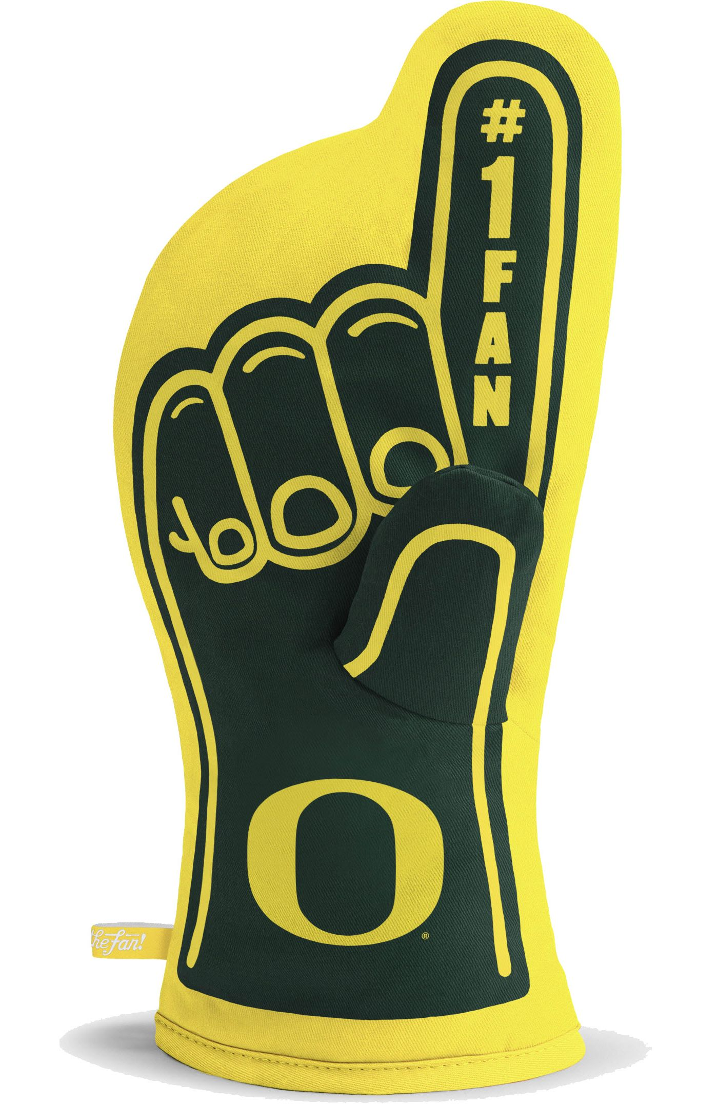 You The Fan Oregon Ducks #1 Oven Mitt