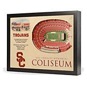 You the Fan USC Trojans 25-Layer StadiumViews 3D Wall Art