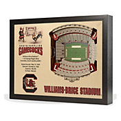 You the Fan South Carolina Gamecocks 25-Layer StadiumViews 3D Wall Art