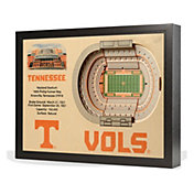 You the Fan Tennessee Volunteers 25-Layer StadiumViews 3D Wall Art