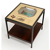 You The Fan Purdue Boilermakers 25-Layer StadiumViews Lighted End Table