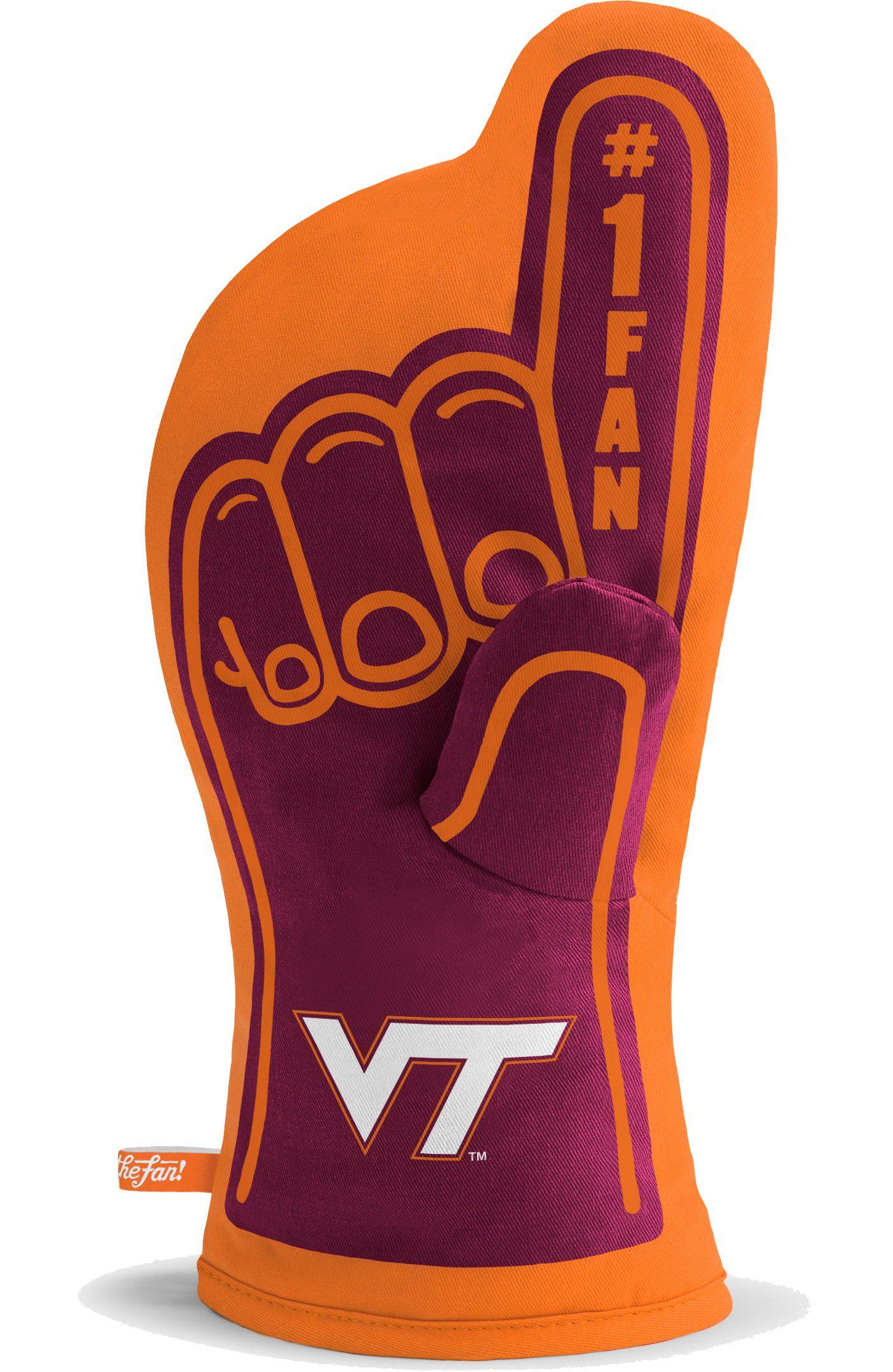 You The Fan Virginia Tech Hokies #1 Oven Mitt