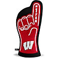 You The Fan Wisconsin Badgers #1 Oven Mitt