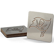 You the Fan Tampa Bay Buccaneers Coaster Set