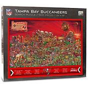 You the Fan Tampa Bay Buccaneers Find Joe Journeyman Puzzle