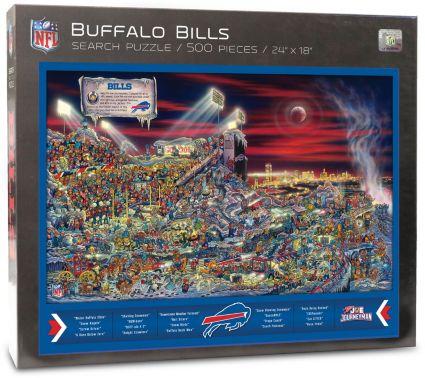 You the Fan Buffalo Bills Find Joe Journeyman Puzzle