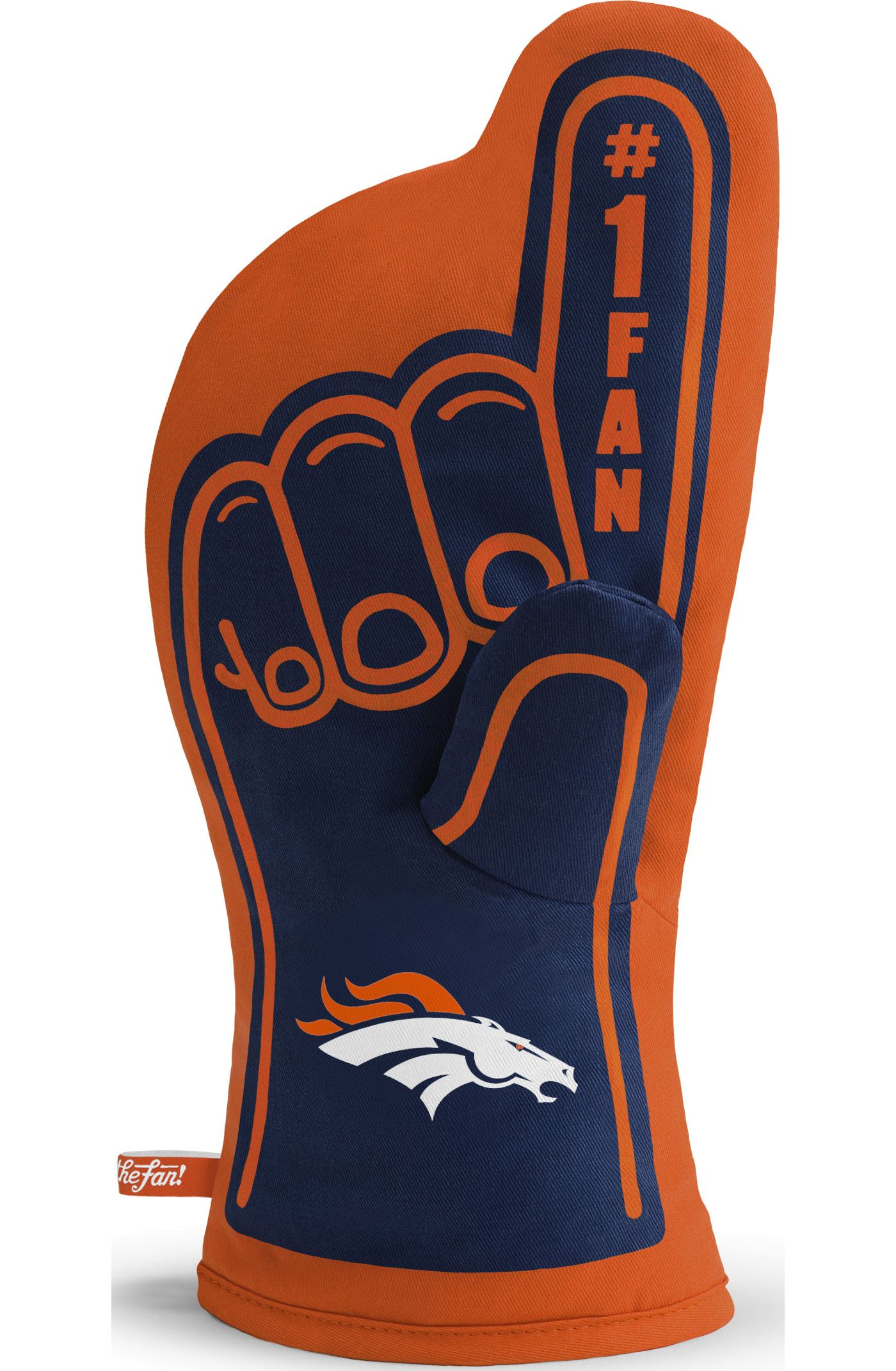 You The Fan Denver Broncos #1 Oven Mitt