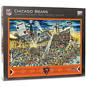 You the Fan Chicago Bears Find Joe Journeyman Puzzle