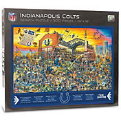 You the Fan Indianapolis Colts Find Joe Journeyman Puzzle