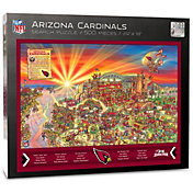 You the Fan Arizona Cardinals Find Joe Journeyman Puzzle