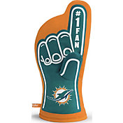 You The Fan Miami Dolphins #1 Oven Mitt