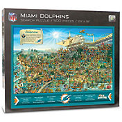 You the Fan Miami Dolphins Find Joe Journeyman Puzzle