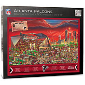 You the Fan Atlanta Falcons Find Joe Journeyman Puzzle