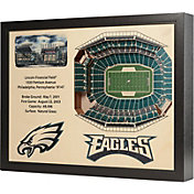 You the Fan Philadelphia Eagles 25-Layer StadiumViews 3D Wall Art