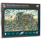 You the Fan Philadelphia Eagles Find Joe Journeyman Puzzle