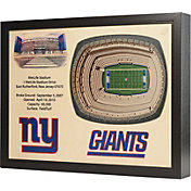 You the Fan New York Giants 25-Layer StadiumViews 3D Wall Art