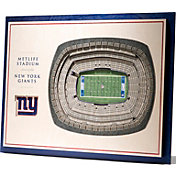 You the Fan New York Giants 5-Layer StadiumViews 3D Wall Art