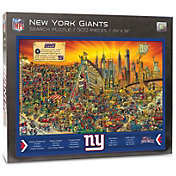 You the Fan New York Giants Find Joe Journeyman Puzzle