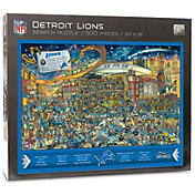 You the Fan Detroit Lions Find Joe Journeyman Puzzle