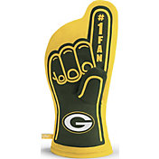 You The Fan Green Bay Packers #1 Oven Mitt