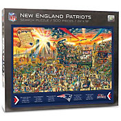 You the Fan New England Patriots Find Joe Journeyman Puzzle