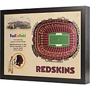 You the Fan Washington Redskins 25-Layer StadiumViews 3D Wall Art