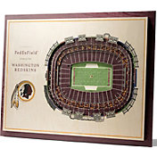 You the Fan Washington Redskins 5-Layer StadiumViews 3D Wall Art