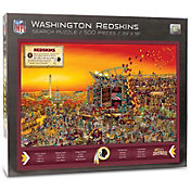 You the Fan Washington Redskins Find Joe Journeyman Puzzle