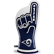 You The Fan Los Angeles Rams #1 Oven Mitt