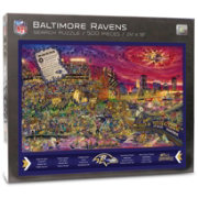 You the Fan Baltimore Ravens Find Joe Journeyman Puzzle