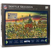 You the Fan Seattle Seahawks Find Joe Journeyman Puzzle