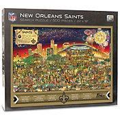 You the Fan New Orleans Saints Find Joe Journeyman Puzzle