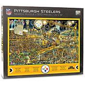 You the Fan Pittsburgh Steelers Find Joe Journeyman Puzzle