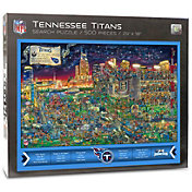 You the Fan Tennessee Titans Find Joe Journeyman Puzzle