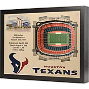 You the Fan Houston Texans 25-Layer StadiumViews 3D Wall Art