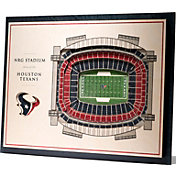 You the Fan Houston Texans 5-Layer StadiumViews 3D Wall Art