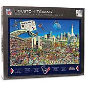 You the Fan Houston Texans Find Joe Journeyman Puzzle
