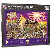 You the Fan Minnesota Vikings Find Joe Journeyman Puzzle