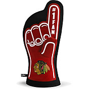 You The Fan Chicago Blackhawks #1 Oven Mitt